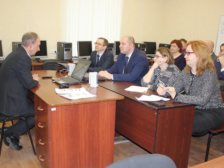 Повышение квалификации педагогических кадров в СПбПУ