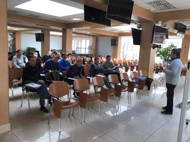 Обучение сотрудников ГУП «Петербургский метрополитен»