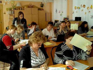 Повышение квалификации сотрудников детского сада № 24