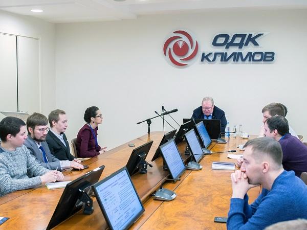 Встреча Боровкова Алексея Ивановича с работниками АО