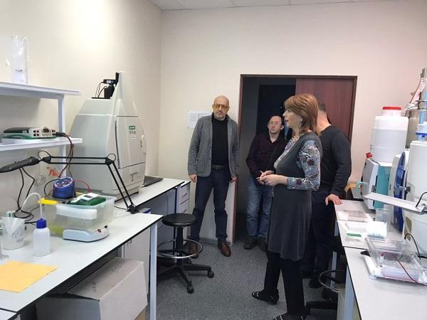 ЦМИПК: Производство и техническое облуживание медицинской техники