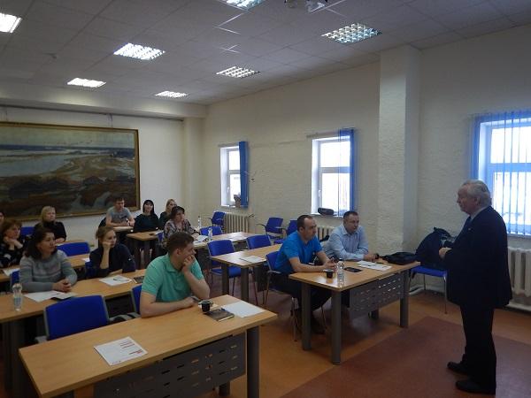 Обучение сотрудников АО «Монди Сыктывкарский ЛПК»