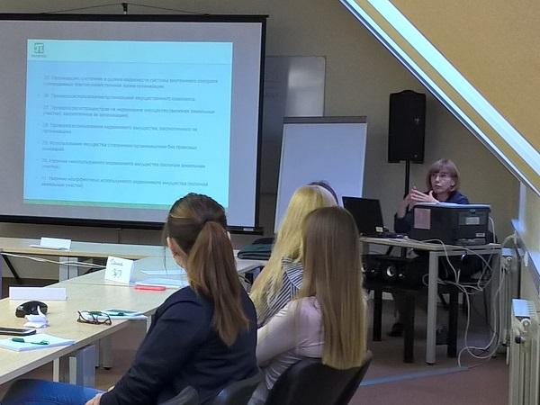 Прошел семинар по планированию финансово-хозяйственной деятельности вузов