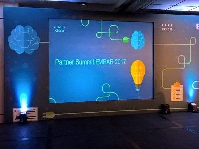 Партнерский саммит EMEAR сетевых академий Cisco