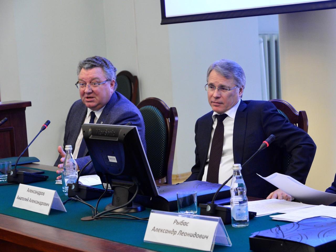 Очередное заседание Совета Сетевого университета в сфере промышленной, ядерной и энергетической безопасности