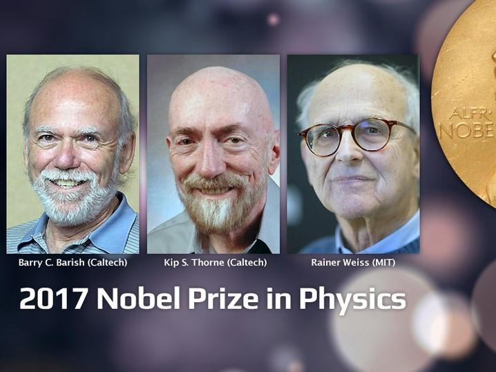 Нобелевская премия по физике - 2017: гравитационные волны. Открытая лекция
