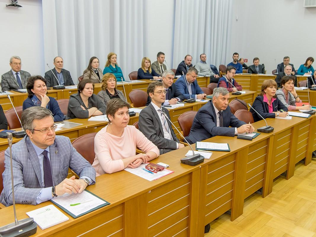 Повышение квалификации руководителей институтов СПбПУ