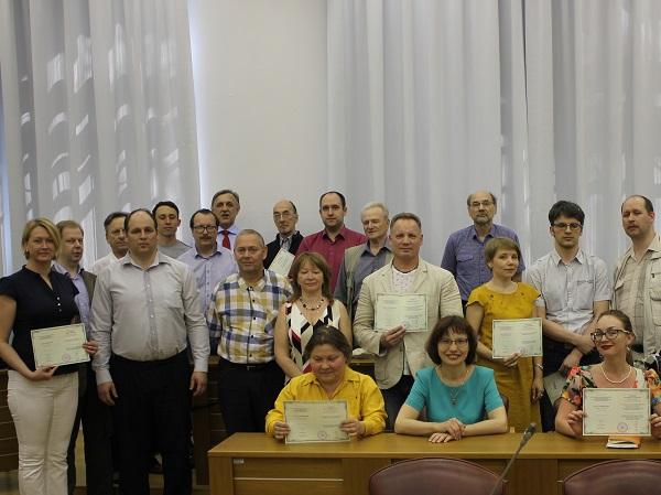 Cовершенствование профессиональных компетенций преподавателей СПбПУ