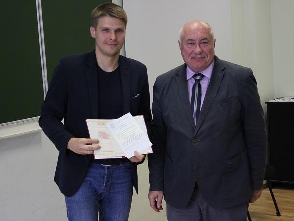 Состоялся торжественный выпуск слушателей-преподавателей СПбПУ
